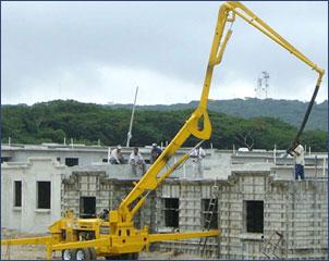 Рукава для бетононасосов